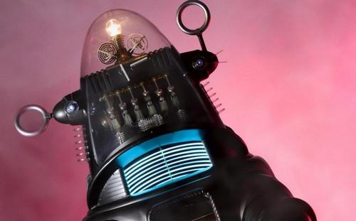 «Робот Рообби» проданный за 5.375.000$ стал самой дорогой вещью связанной с фильмами