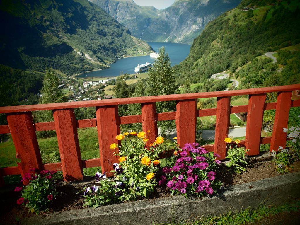 30 пейзажных фотографий Норвегии /// Ой как я к ней не равнодушен ... Страна - СКАЗКА