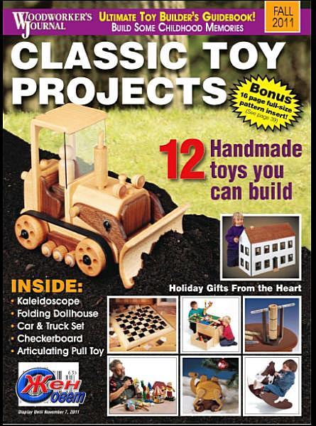 Woodworker's Journal ( Fall ) 2011