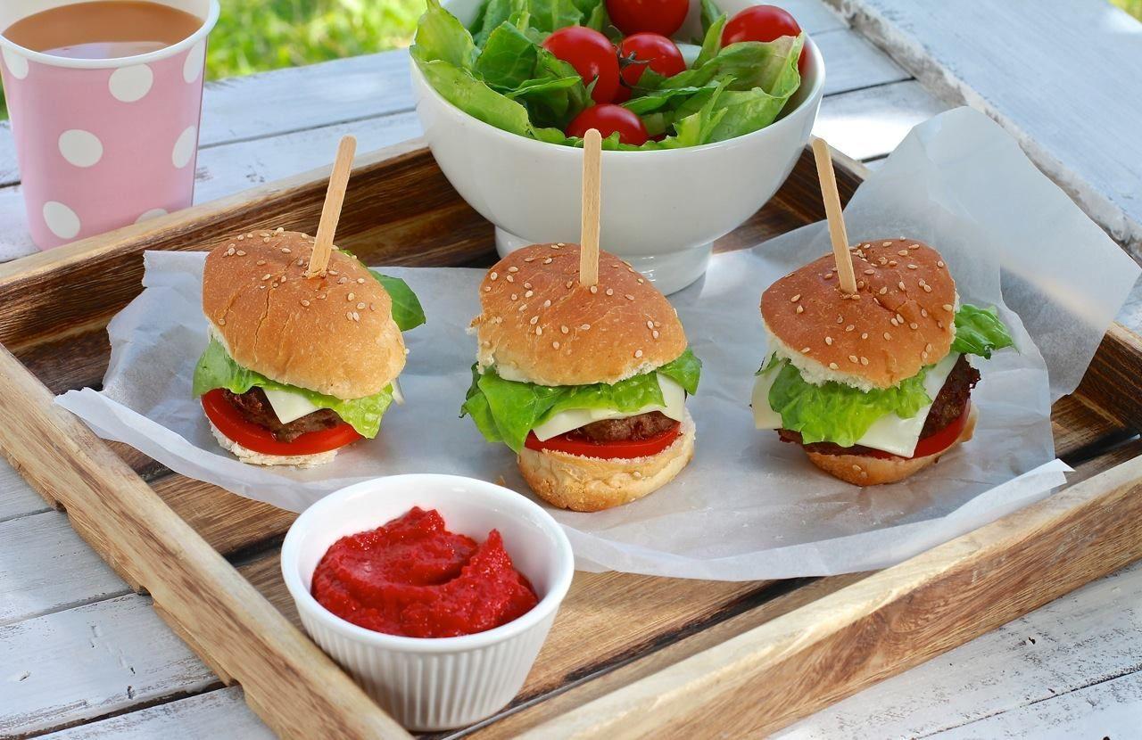 Вкусные рецепты для детского пикника