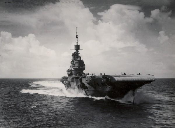 О дверях, потолках и ...британской палубной авиации