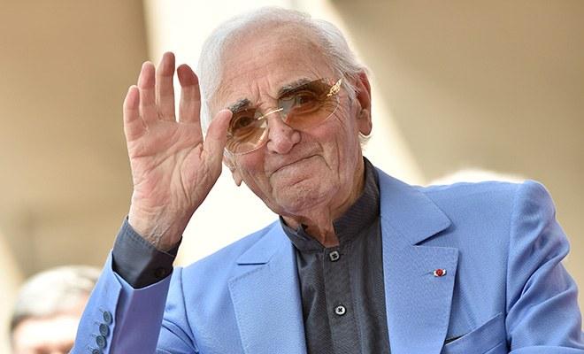 Французский шансонье Шарль Азнавур умер на 95-м году жизни