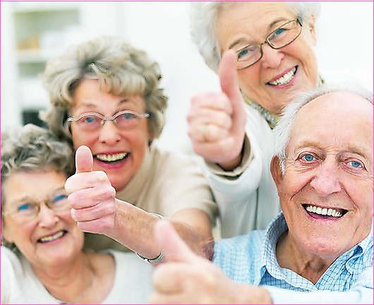 Применение БАД NSP в коррекции здоровья людей пожилого и старческого возраста