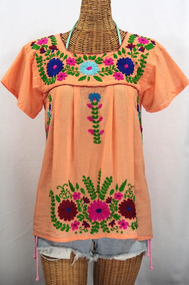 Вдохновляющая мексиканская вышивка