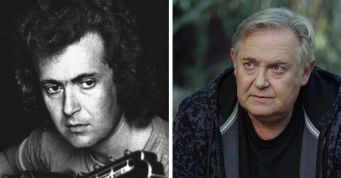 Юрий Стоянов, 59 лет «Рядовые» (1985) — «Можете звать меня папой» (2016)