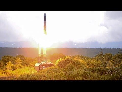 Стрельбы крылатыми ракетами в рамках зачетного учения группировки сил Тихоокеанского флота