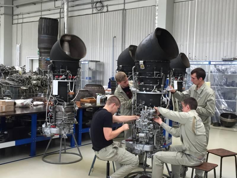 Россия завершает разработку авиационного двигателя ВК-800