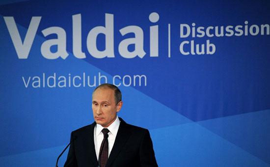 Владимир Путин выступил со второй «Мюнхенской речью»