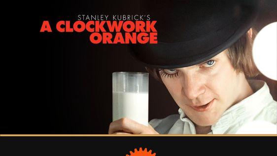 Стильное кино: Заводной апельсин (1971) С.Кубрика