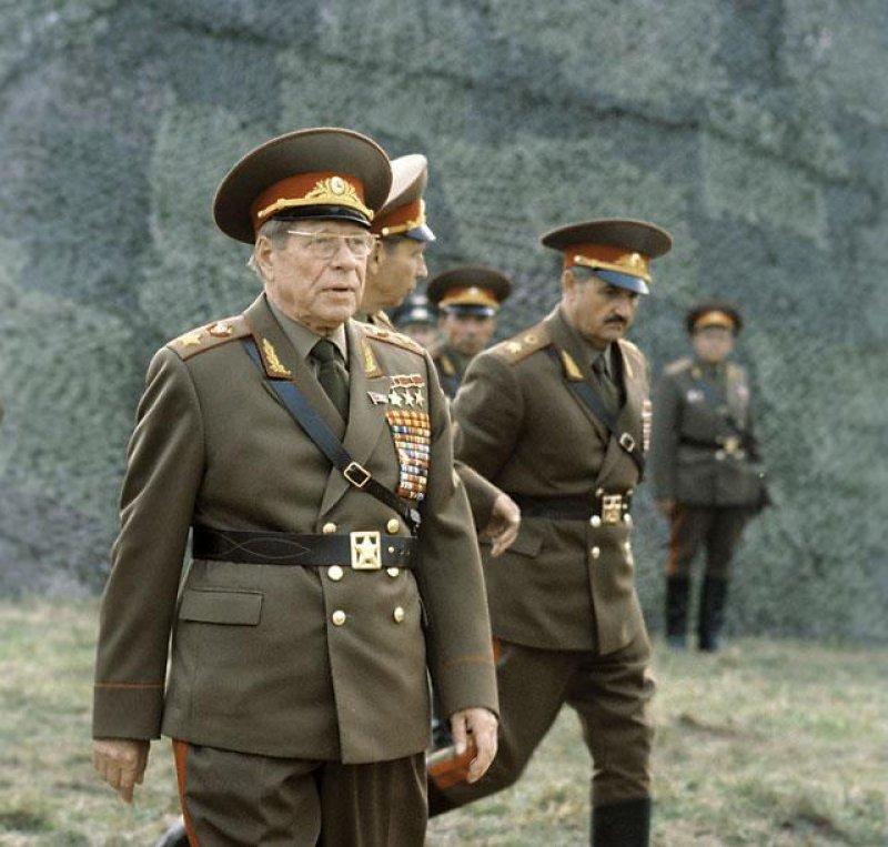 Созданное маршалом Устиновым охраняет Россию даже сегодня