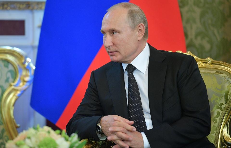Владимир Путин: встретится с…