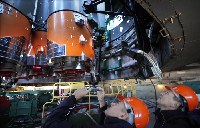 """В """"Роскосмосе"""" заподозрили наличие дефектного датчика еще в двух ракетах """"Союз"""""""