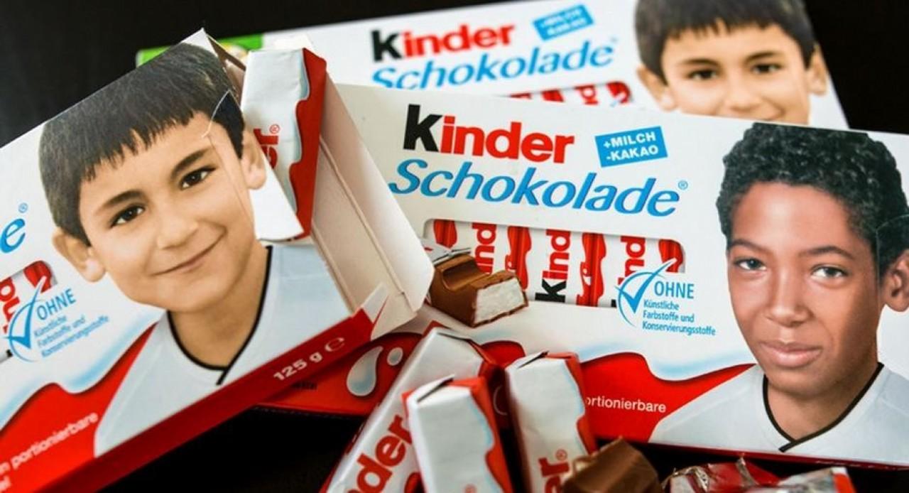 Детская неожиданность: как толерантная Германия испугалась шоколадок