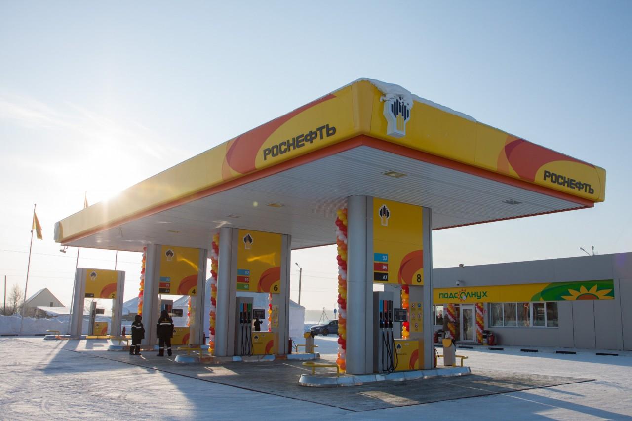 «Роснефть» может продать заправки китайцам