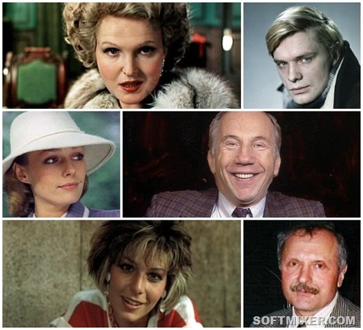 Актеры из СССР в Голливуде