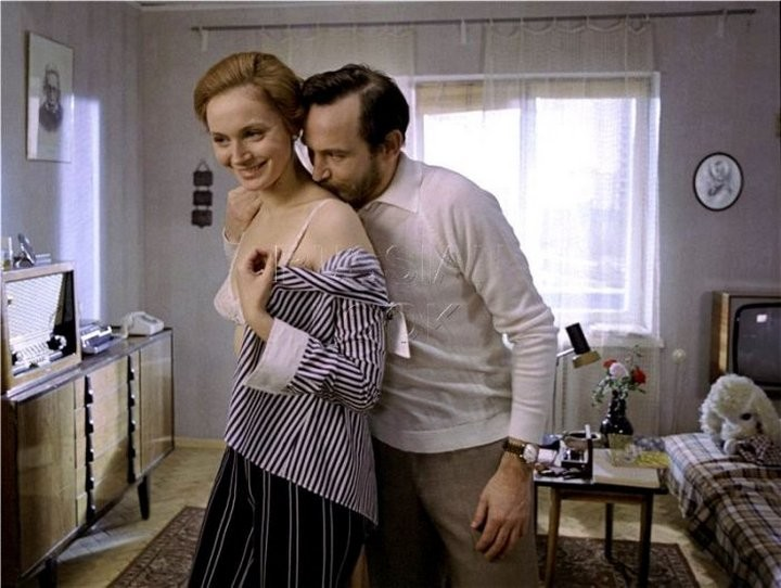 Ирина Купченко и Василий Лановой СССР, знаменитости, кино, супружеские пары, факты