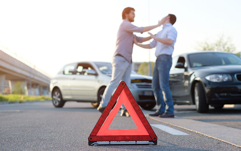 10 плюсов от того, что вы попали в аварию