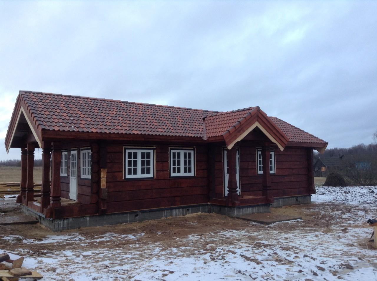 Дом в Витомово.