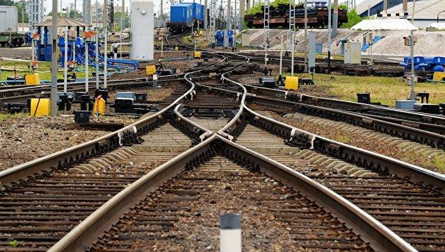 РЖД запускают первые пассажирские поезда по железнодорожной дороге в обход Украины