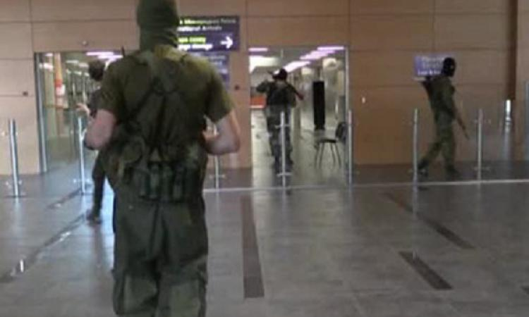 Донецкий аэропорт полностью под контролем армии Новороссии
