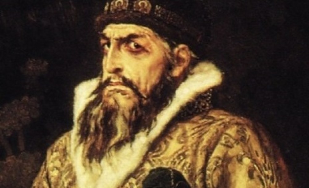 Оклеветанный царь Иван Грозный