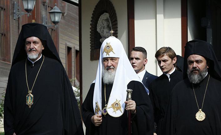 Odatv.com, Турция: Большой раскол в православном мире