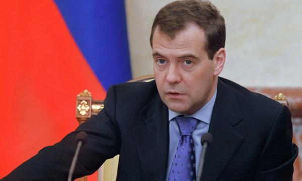 Медведев: Трагедия в Карелии - результат вопиющей преступной халатности