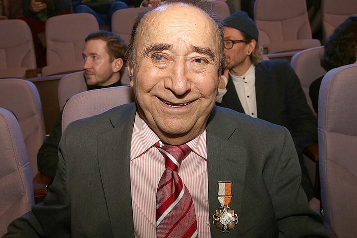 Умер Степан Пучинян - советский кинорежиссер, народный артист России