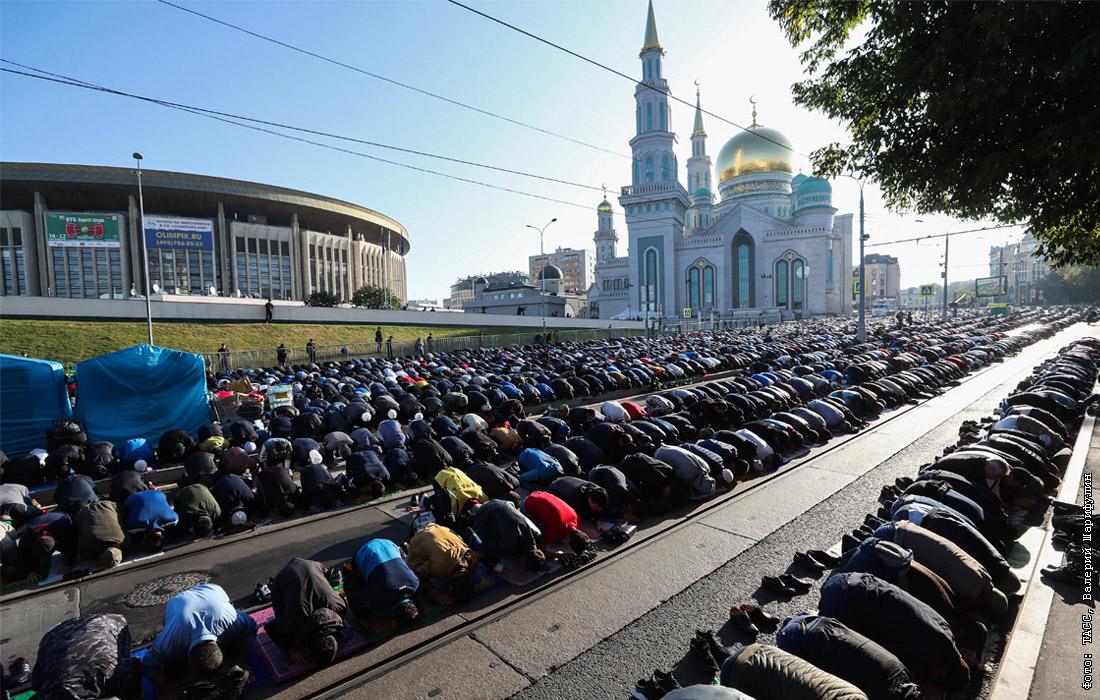 О ползучем наступлении ислама