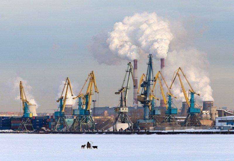Лучшие виды на порты России