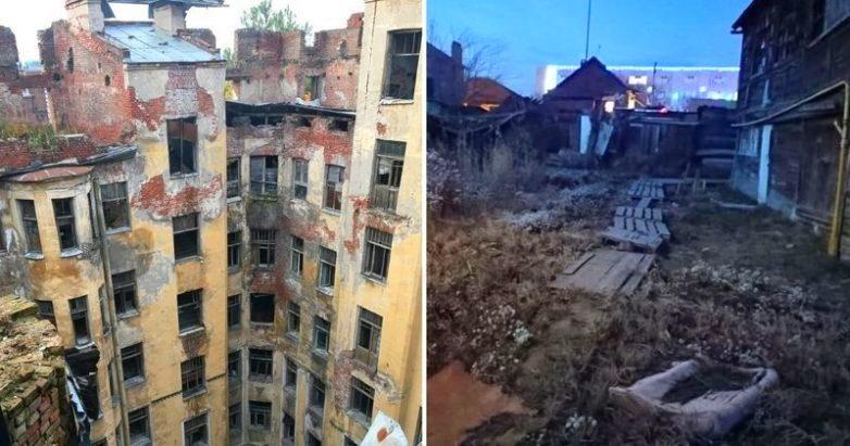 Шок! Реальные снимки трущоб современной России