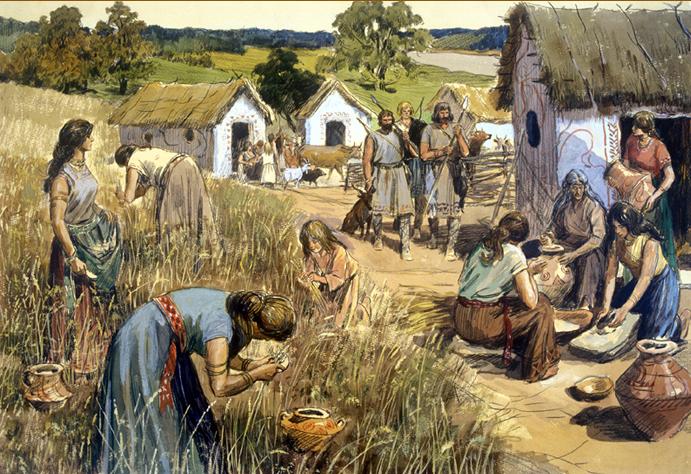 Боевой дух древних славян