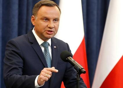Президент Польши: польский народ не участвовал в холокосте