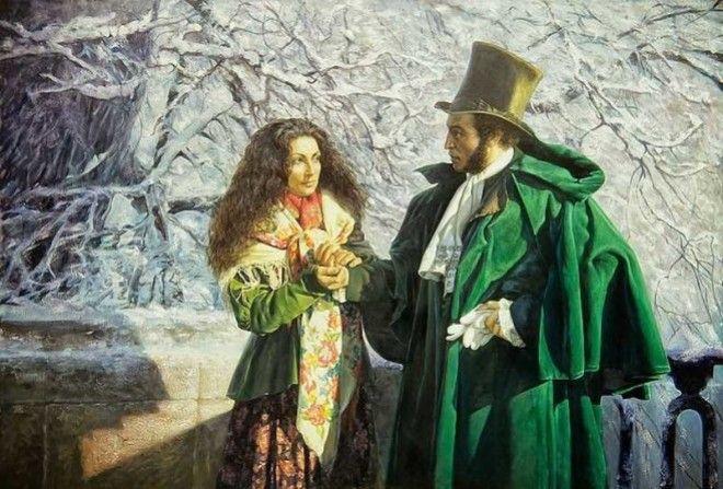 Александр Сергеевич Пушкин был человеком вспыльчивым.