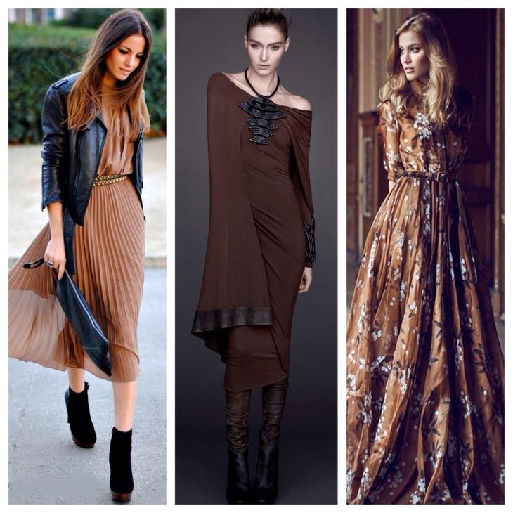 модели платьев