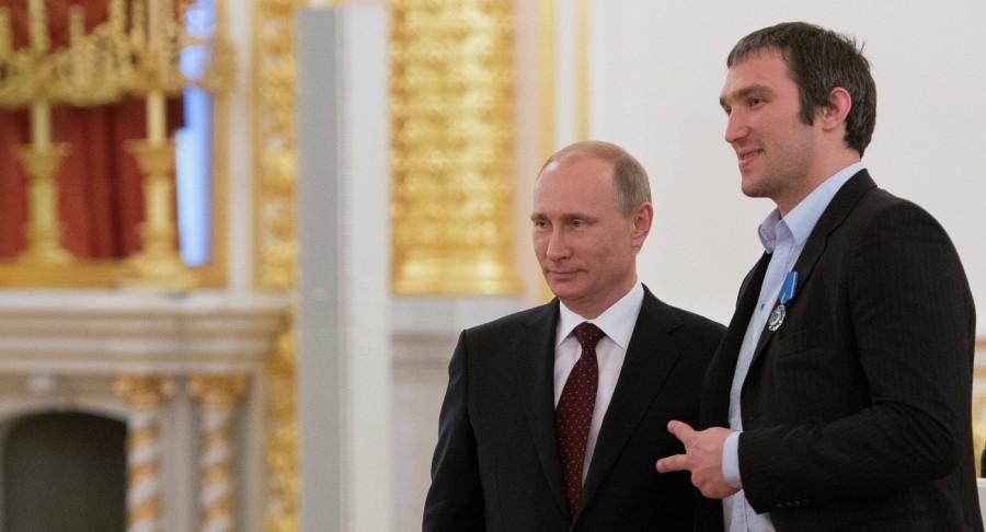 Реакция в мире на идею создания Putin Team