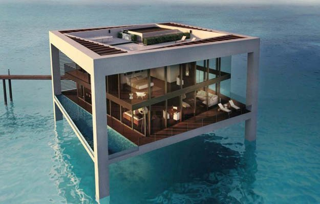 Дома на воде сонник
