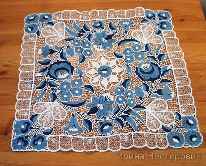 Калоченская вышивка: прекрасные работы венгерских мастериц