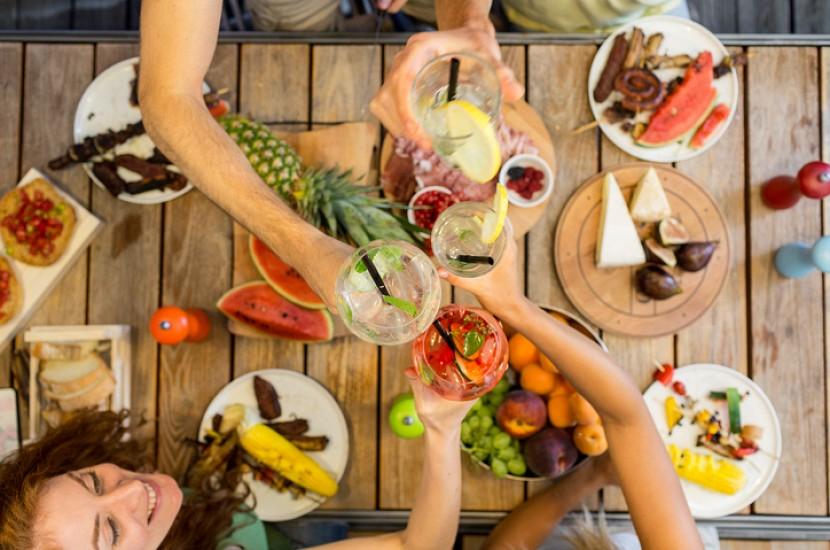 Основные правила летнего питания