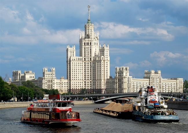 Памятники и скульптуры Москвы