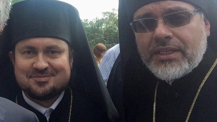 Присланный на Украину из США архиепископ коллекционирует труды украинских националистов