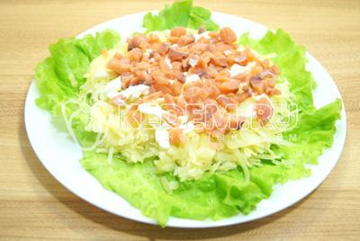 Салат марина рецепт пошагово