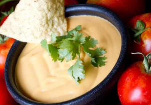 Мексиканский сырный чили соус