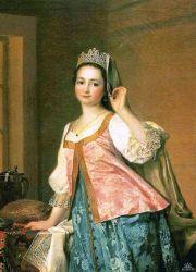 История моды. Русский народный костюм