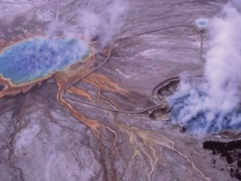 Йеллоустонский супервулкан: последние новости 2014 (ВИДЕО)