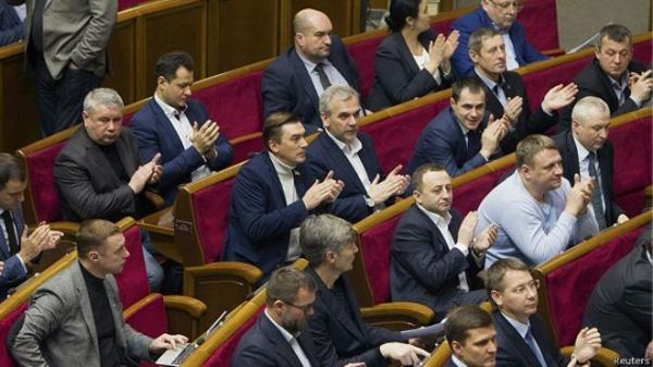 Рада приняла закон о«российской агрессии»