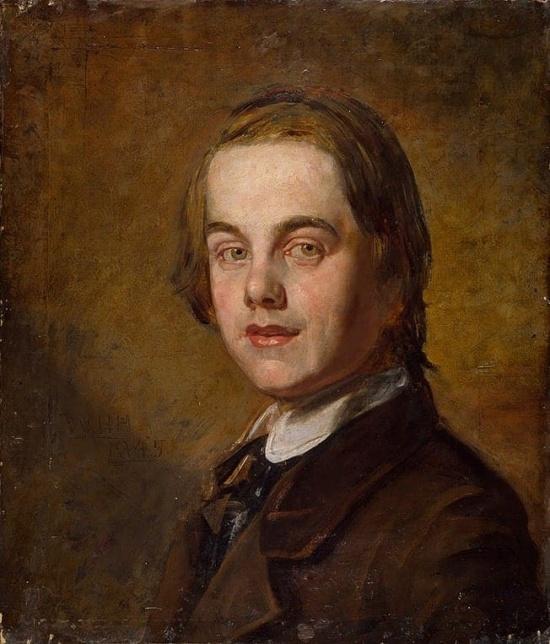 Художник William Holman Hunt (1827 – 1910). Живопись, как светоч мира.