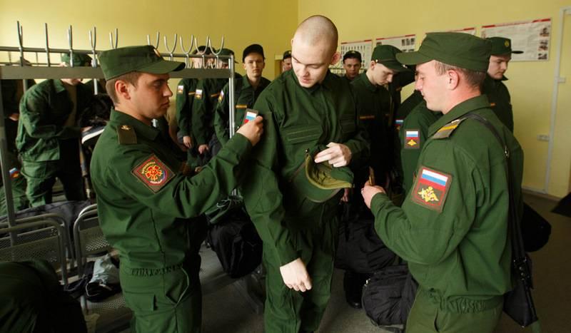 Путин подписал указ об осеннем призыве в вооруженные силы России