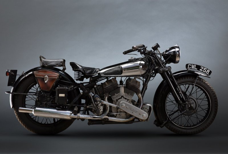 Brough superior ss80-800cc - 1936 авто, автомобили, мото, мотоциклы, фото, фотограф, фотографии, фотография