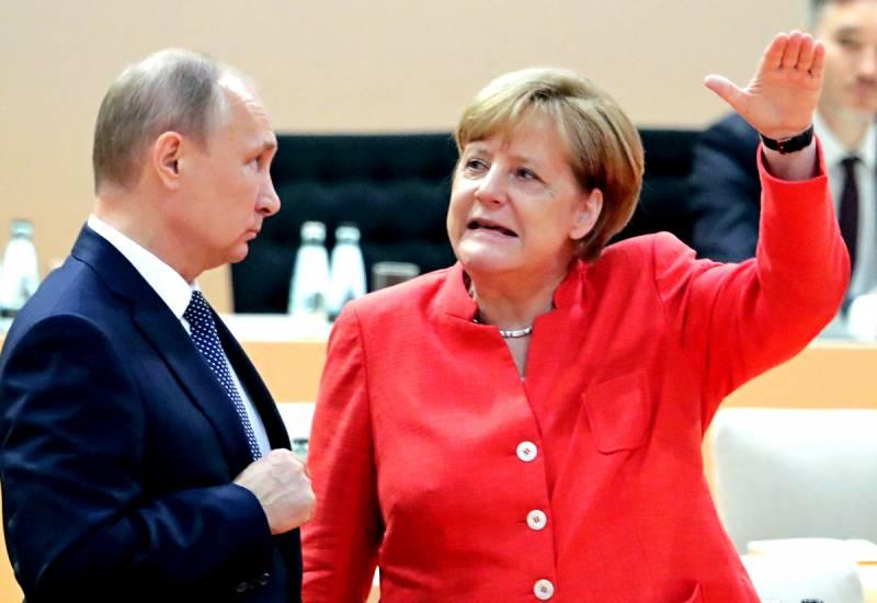 На кону миллиарды: Германия вступает в борьбу за Россию